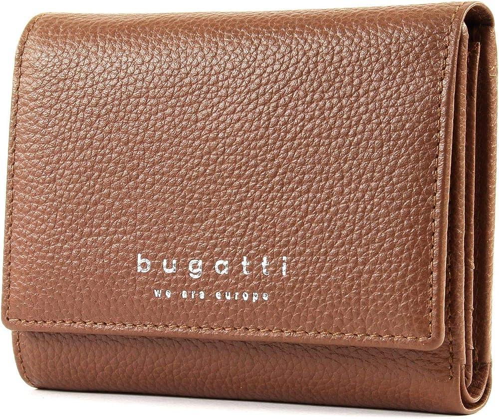 Bugatti linda portafoglio porta carte di credito in pelle per donna 49367907