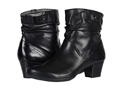 Earth Calgary Winnipeg (Black Soft Calf) Women