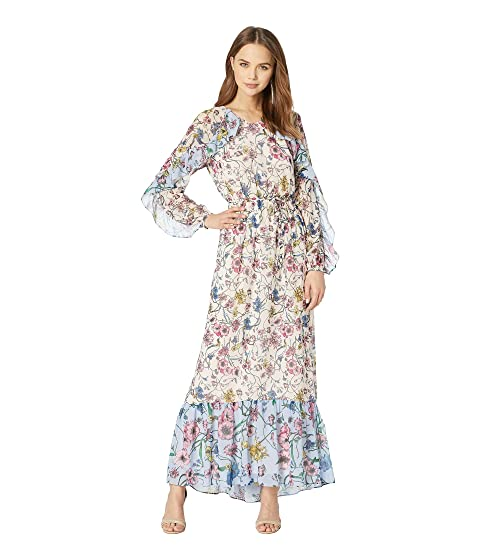 2b9986b8a655a Juicy Couture Mixed Floral Maxi Dress at 6pm