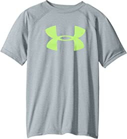 UA Tech™ Big Logo S/S Tee (Big Kids)