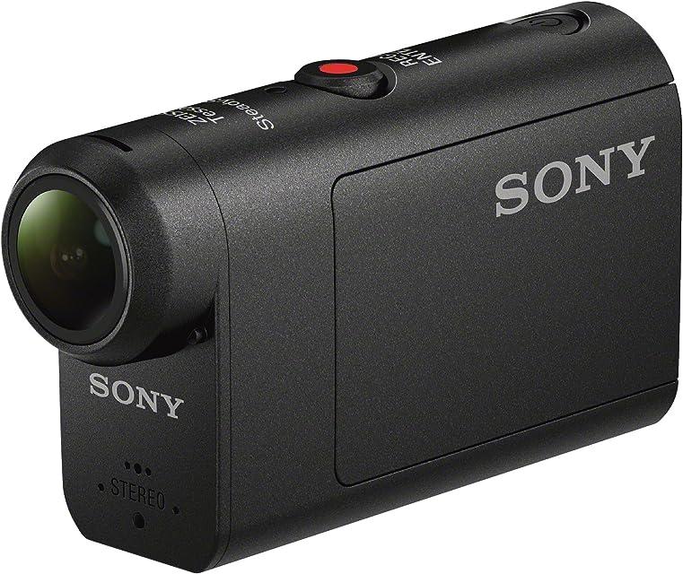 Sony HDRAS50B Videocámara Negro