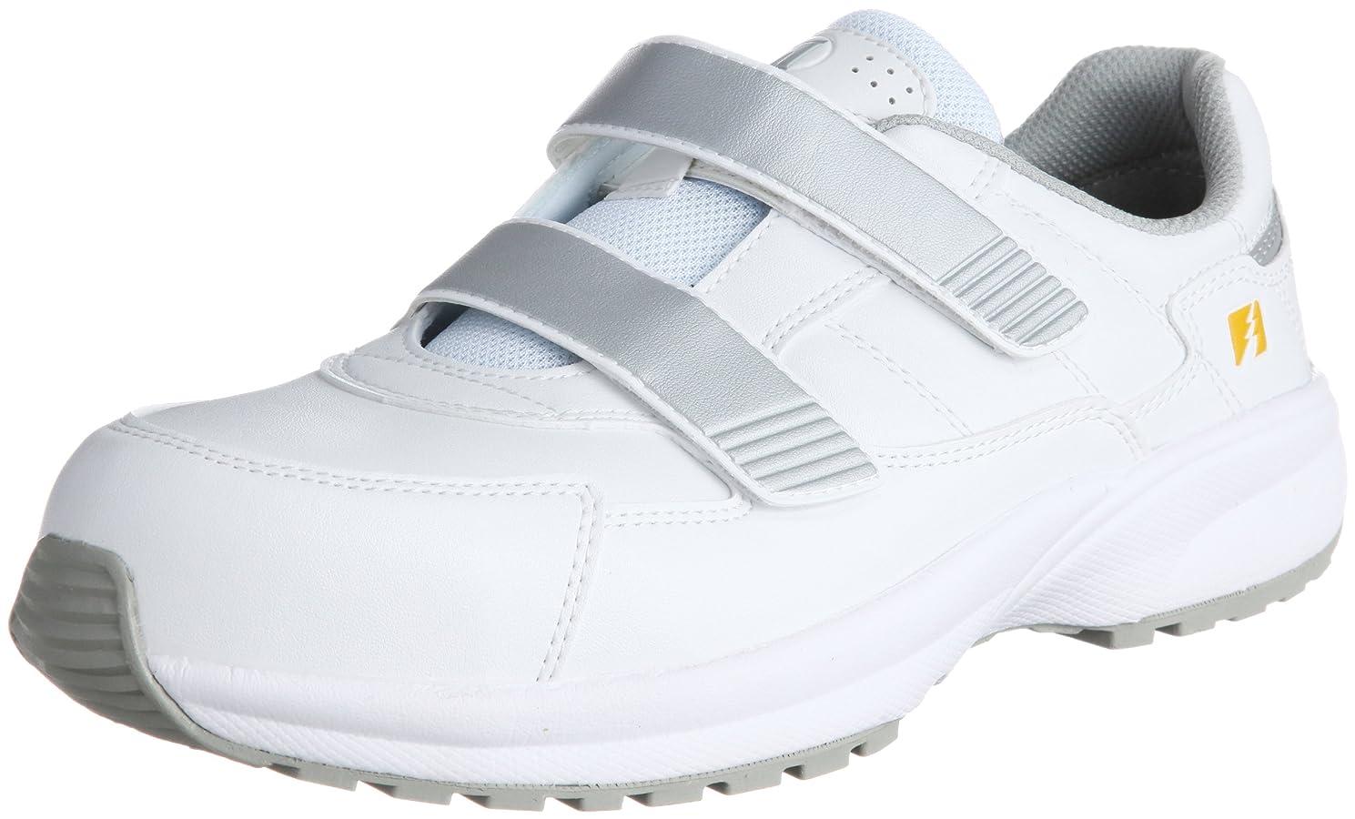サイドボード少年本質的に[ミドリ安全] 安全作業靴 JSAA認定 静電気帯電防止 マジックタイプ プロスニーカー SL615S メンズ