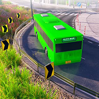 Transport Tourist In Mega City Bus Driver Parking Game: Enjoy Great Driving On Highway Tycoon Adventure Mission 2018