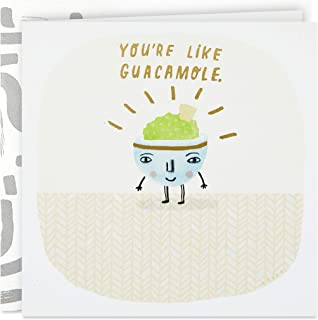Hallmark Good Mail Birthday Card, Love Card, Thank You Card, Friendship Card (Guac is Extra)