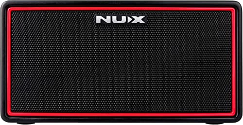 2021 NUX lowest Mighty Air Wireless Stereo Modelling Guitar/Bass Amplifier with new arrival Bluetooth,Mobile App outlet online sale