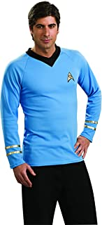 Rubie's Classic Star Trek Deluxe Spock Adult Costume Shirt