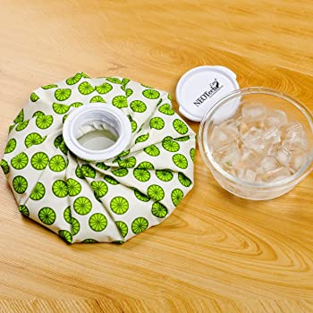 Neotech Care Ice Bag for Injuries, Swelling, Headache, Pain Relief, First Aid - Cold Pack Screw Top Lid - Reusable, R...