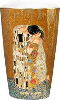 Goebel - Porcelain Vase with Gold-Leaves - Klimt the Kiss - 11