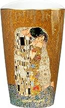 Goebel - Porcelain Vase with Gold-Leaves - Klimt the Kiss - 11