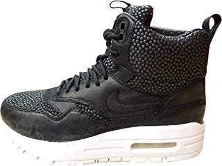 Nike Womens Air Max 1 Sneakerboot Tech Hi Top Trainers 826601 Sneakers Shoes