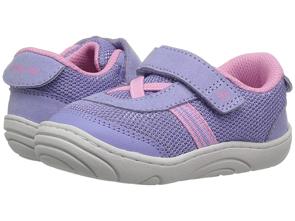 Stride Rite Jackson (Infant/Toddler) (Purple/Pink) Girl