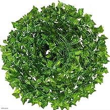 36 stks kunstplanten van wijnstok valse bloemen klimop hangende slinger voor de bruiloft thuis bar tuinmuur decoratio (Col...