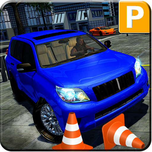 Real SUV Parking 3d Simulator Extreme Luxury