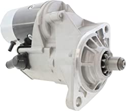 New 24V Starter for Industrial Equipment, Marine & Truck Applications with Hino W04CT, W04D, W06D & W06E Diesel Engines 1990-1997 019760 028000-9760 028000-9761 246-25217 0280009760 0280009761 19955