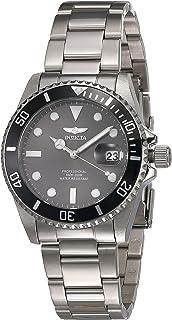 Invicta Women's 33272 Pro Diver Quartz 3 Hand Black Dial Watch