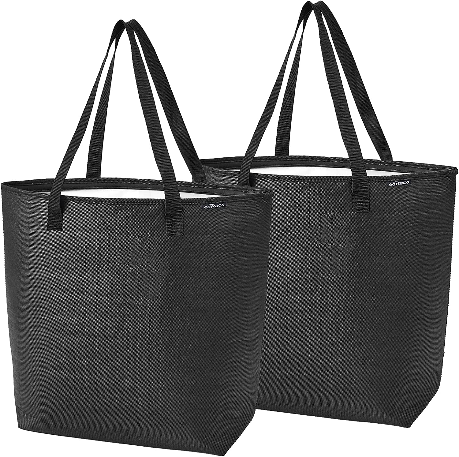 Insulated Reusable Grocery Bags 2 Japan's largest assortment Leakproof Tote Pack Special price for a limited time Shopping