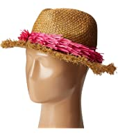 Echo Design - Palm Fringe Panama Beach Hat