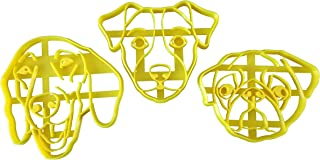 3 taglia biscotti simpatici cani