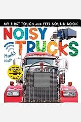 Noisy Trucks Board book