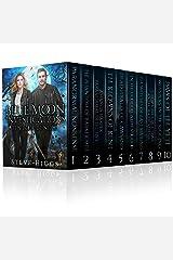 Blue Moon Investigations Ten Book Bundle: A Humorous Fantasy Adventure Series Kindle Edition