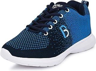 Bourge Boy's Orange-03 Sports Shoes