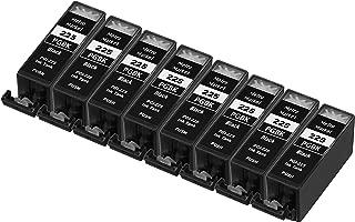 Metro Market 8 PCS PGI-225 CLI-226 Ink Cartridges for PIXMA MG6120 MG8120 MG6220 MG8220 MG8120B IX6520 IP4820 MG5320 MG5220 MX882 MX712 MX892 IP4920 MG5120 MG5210 Printers