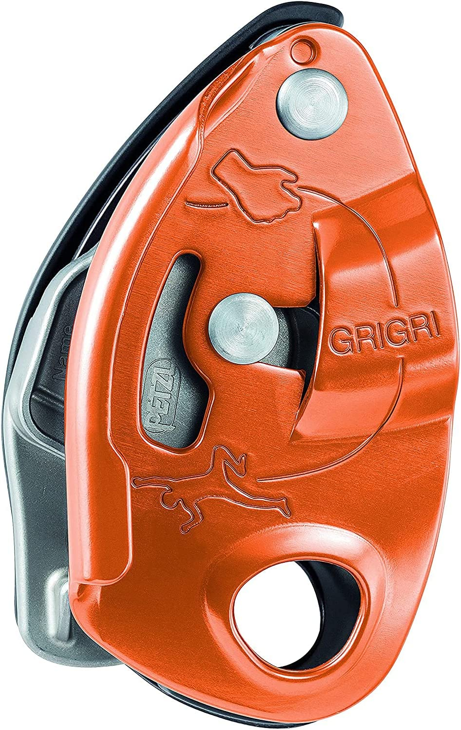 Petzl Red GRIGRI 3 Climbing Belay Device
