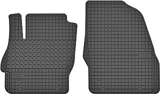 Motohobby Gummimatten Vorne Gummi Fußmatten Satz für Ford Focus MK2 (2004 2011)   2 teilig   Passgenau