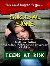 Teens At Risk Suicidal Signs