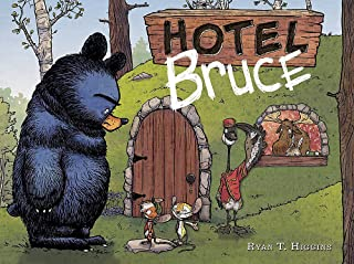 Hotel Bruce (Mother Bruce series, Book 2) (Mother Bruce Series, 2)
