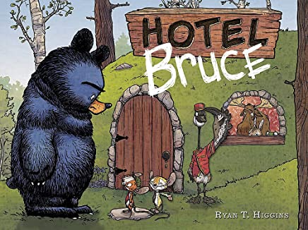 Hotel Bruce (Mother Bruce Series)