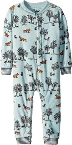Foxes Romper (Infant)