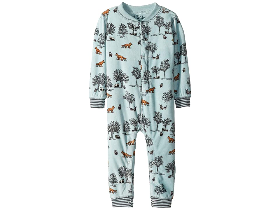 PJ Salvage Kids Baby Romper Stripe Pj