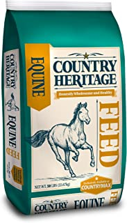 Country Heritage Essential Horse 12% Textured Feed 50 Pounds
