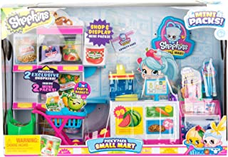 Shopkins Small Mart Playset Childrens Toy