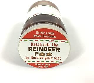 Holiday Time Gift Card Holder Slime - Reindeer Poo