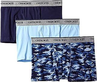 ملابس داخلية من القطن المرن من 3 قطع للرجال من شيروكي، متعددة الالوان
