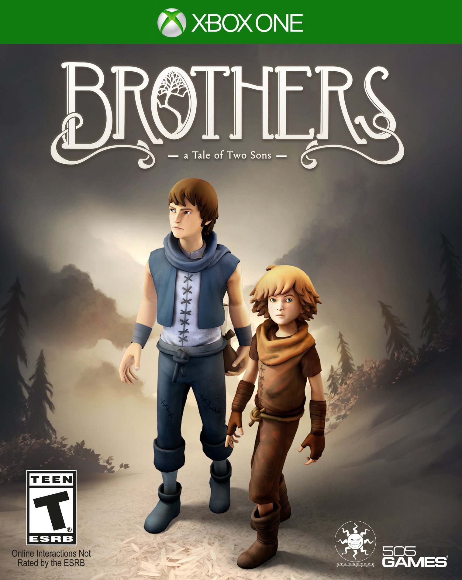 505 Games Brothers: A Tale of Two Sons Xbox One - Juego (Xbox One ...