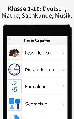 ANTON Lern-App – Grundschule bis Gymnasium – Deutsch, Mathe, Musik lernen – Kostenlos & ohne Werbung - 10