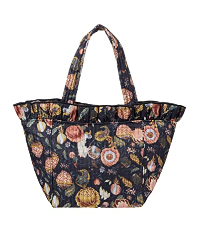 Loeffler Randall Claire Nylon Canvas Tote (Antique Floral) Handbags