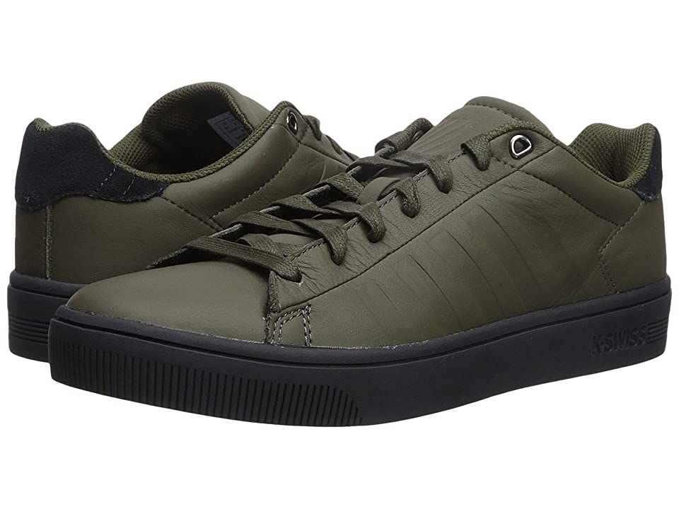 K-Swiss Court Frasco (Olive/Stretch Limo) Men