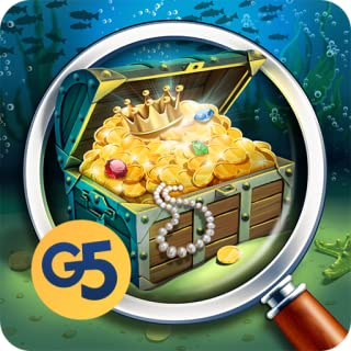 The Hidden Treasures: Hidden Object & Matching Game