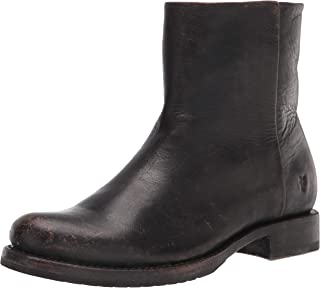 Frye Women's Veronica Inside Zip Ankle Boot, Black, 8.5