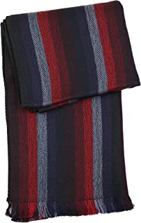 Best hugo boss blue striped scarf Reviews
