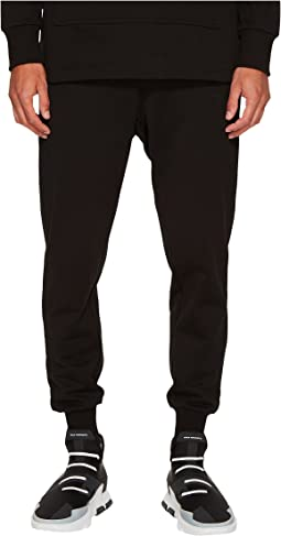 adidas Y-3 by Yohji Yamamoto - Classic Cuffed Pants