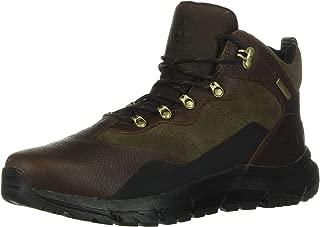 Timberland Mens Garrison Field Waterproof Mid Hiker Hiking Casual Boots,