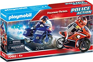 Playmobil Highway Patrol