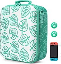 $37 » Arttodo Animal Crossing Travel Carrying Storage Case for Nintendo Switch, Hard Protective Bag for Switch Console, Pro Cont...