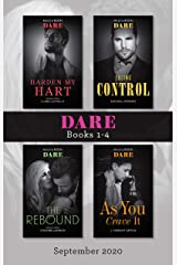 Dare Box Set Sept 2020/Harden My Hart/Losing Control/The Rebound/As You Crave It (The Notorious Harts) Kindle Edition