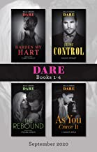 Dare Box Set Sept 2020/Harden My Hart/Losing Control/The Rebound/As You Crave It (The Notorious Harts)